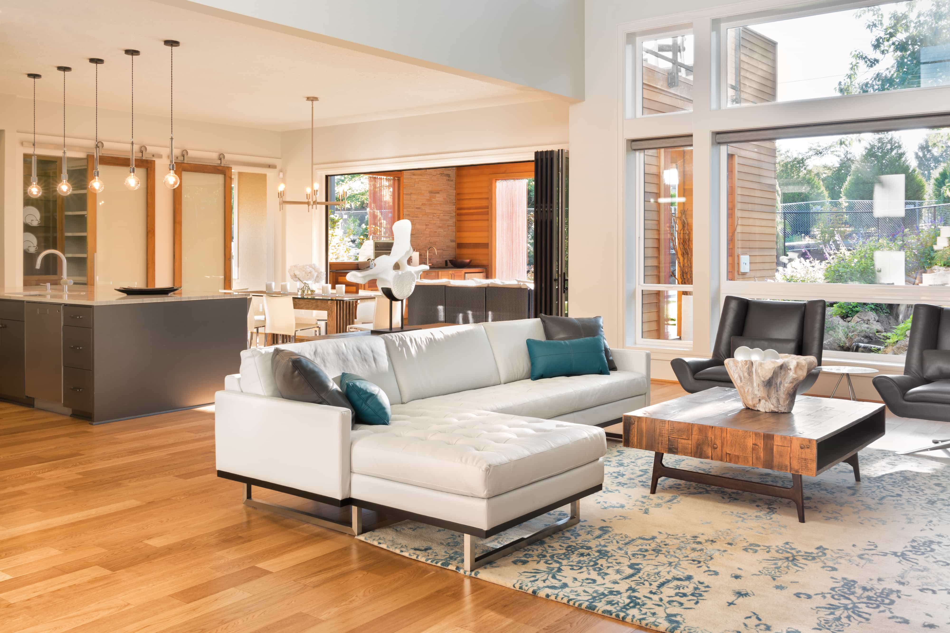 armstone - Choosing a Floor for Your Open-plan Area