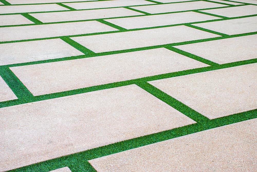 Armstone - Designing A Sandstone Garden Path (2)