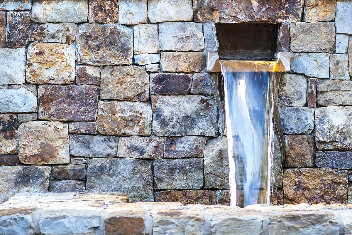 Armstone - Designing and Installing a Water Feature