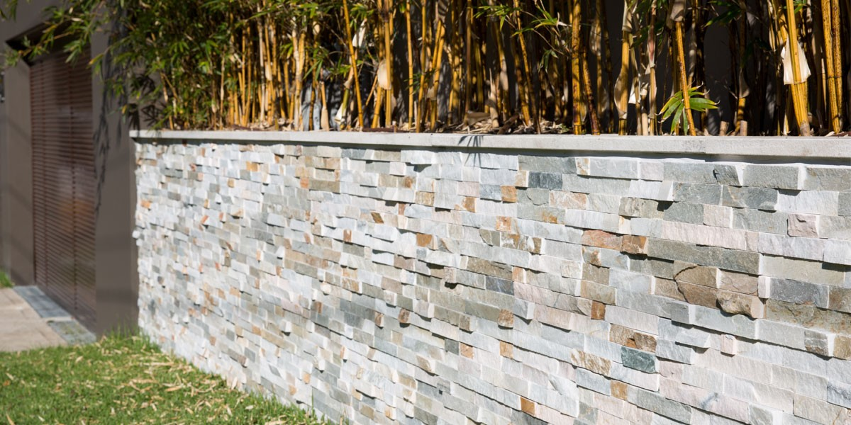 Bisque Stacked Stone