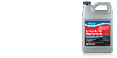 Aqua Mix - Cement Grout Haze Remover