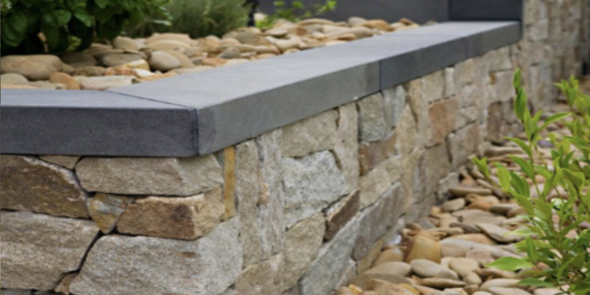 Bluestone Pencil edge capping