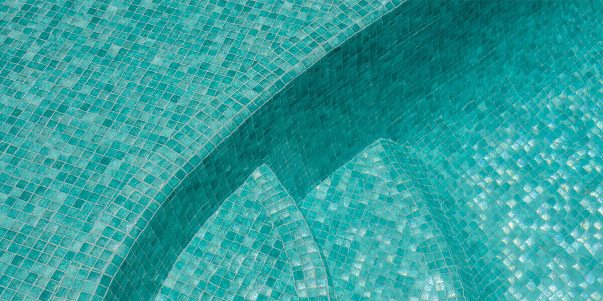 Lagoon Pool Tiles