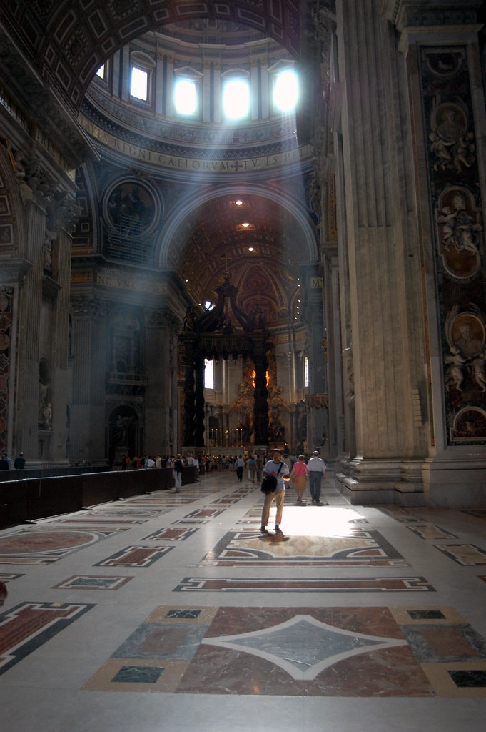 St. Peter's marble