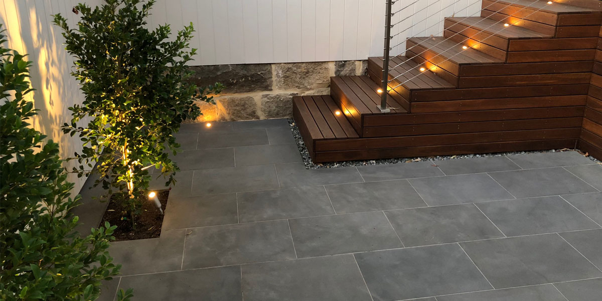 Bluestone pavers Armstone